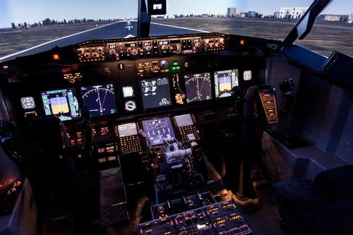 Simulateur Boeing 737 NG