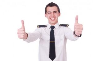 Pilote d'hélicoptère d'un jour